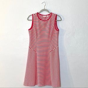 New York and Company Stripped Dress